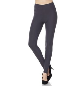 The Ritzy Gypsy CHARLESTON Charcoal Leggings