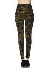 The Ritzy Gypsy SARGENT Camo Leggings (one size)