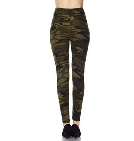 SARGENT Camo Leggings (one size)