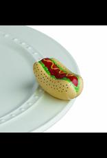 Nora Fleming CHICAGO DOG MIni (hot dog)