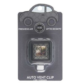 Bridge Water AFTERNOON RETREAT Car Vent Clip