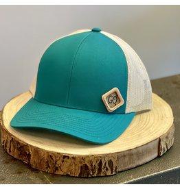 TSC Apparel FEELING WANTY Teal Hat