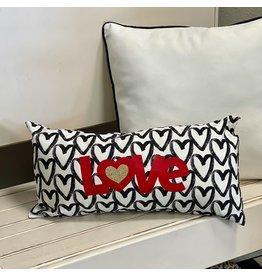 IKEA GOLDEN HEARTS Pillow