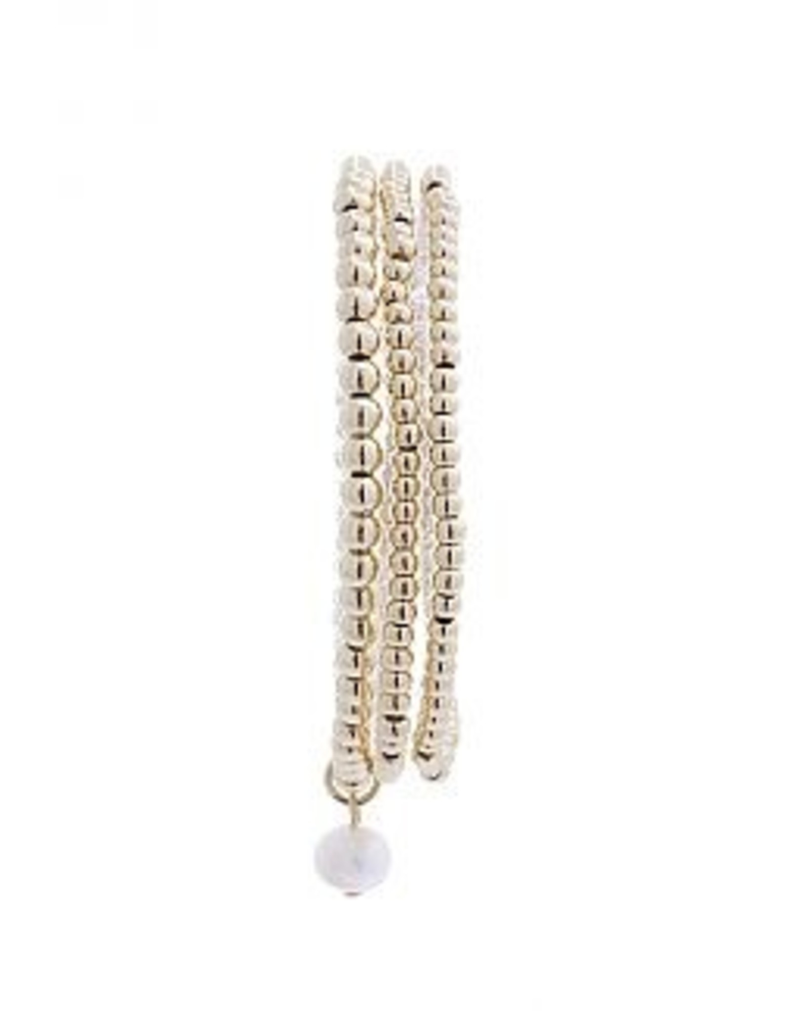 Joia Accessories TELL YOUR TALE Gold Bracelet Set