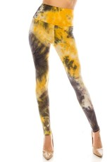 The Ritzy Gypsy SUMMER LOVER Tie Dye Leggings