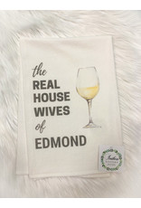 The Ritzy Gypsy THE REAL HOUSEWIVES COCKTAIL Towel (Edmond)