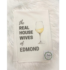 The Ritzy Gypsy THE REAL HOUSEWIVES COCKTAIL Hand Towel (Edmond)