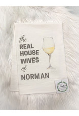 The Ritzy Gypsy THE REAL HOUSEWIVES COCKTAIL Towel (Norman)