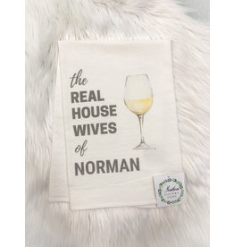 The Ritzy Gypsy THE REAL HOUSEWIVES COCKTAIL Hand Towel (Norman)