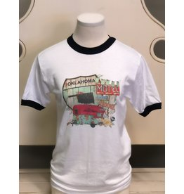 The Ritzy Gypsy OKLAHOMA MOTEL Graphic Tee
