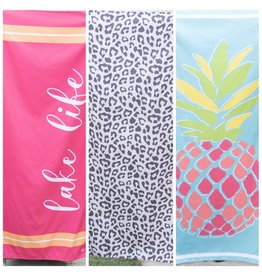 The Ritzy Gypsy Fun in the Sun Beach Towel