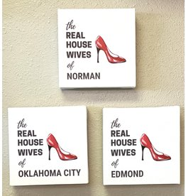 The Ritzy Gypsy Real Housewives of OK Canvas