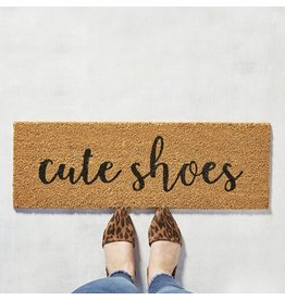 The Ritzy Gypsy CUTE SHOES Door Mat