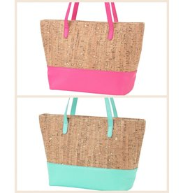 The Ritzy Gypsy JUNIE Cork Tote