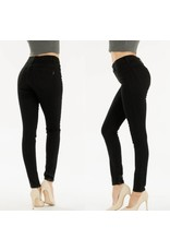 BREAK FREE Black Skinny Jeans