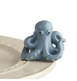 Nora Fleming UNDER THE SEA Mini (Octopus)
