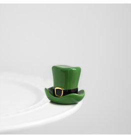 Nora Fleming Nora Fleming Minis Spot O' Irish (Leprachan Hat)