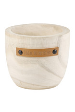 The Ritzy Gypsy LATE BLOOMER Wood Planter