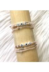 The Ritzy Gypsy OKC Three Piece Bracelet Set