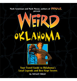 The Ritzy Gypsy WEIRD OKLAHOMA Book