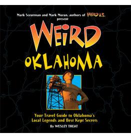 The Ritzy Gypsy WEIRD OKLAHOMA Book