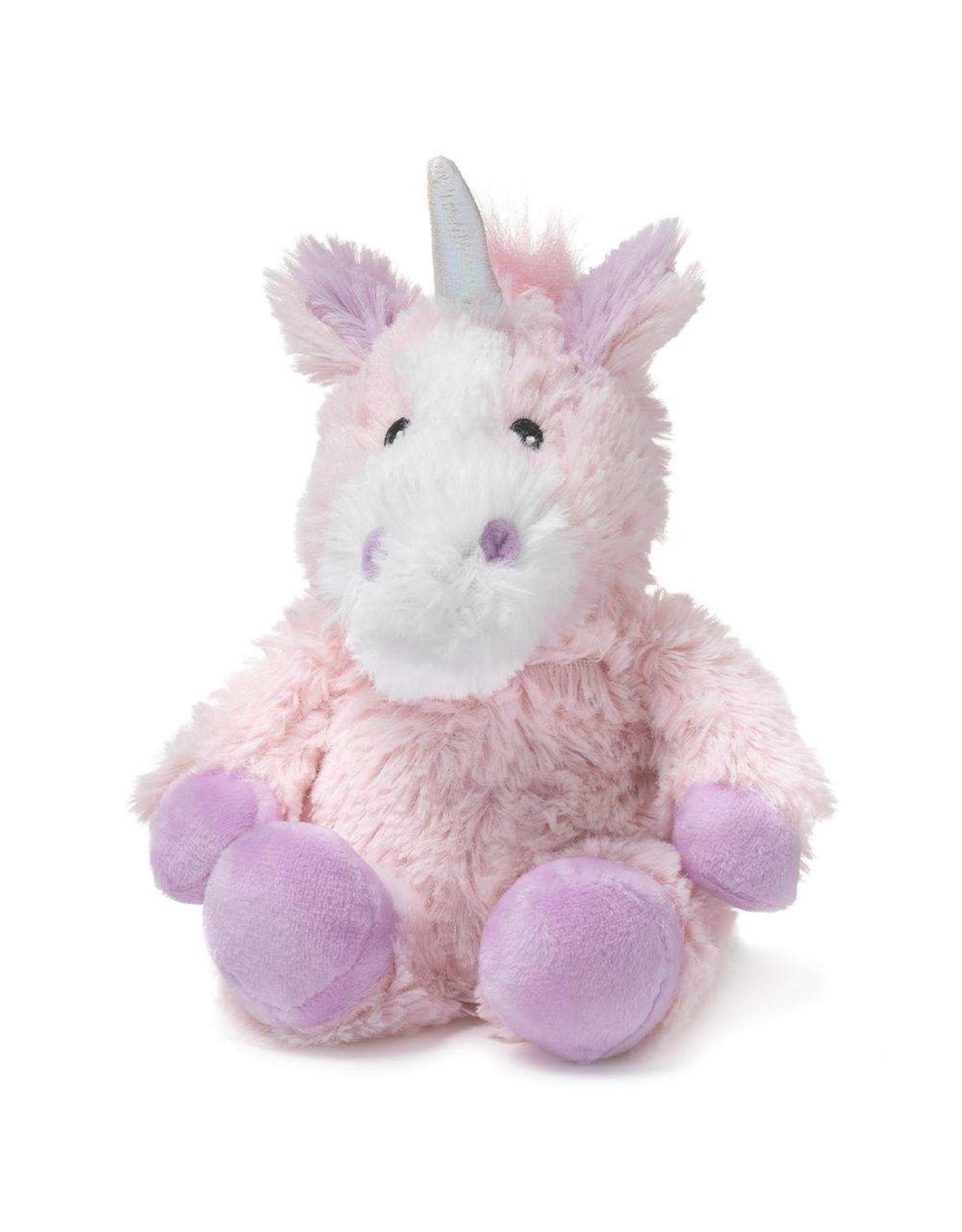 "Warmies Warmies PLUSH Pink Unicorn (13"")"