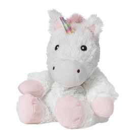 "Warmies Warmies PLUSH White Unicorn (13"")"