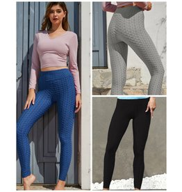 The Ritzy Gypsy High Waisted BUTT SCRUNCH Leggings (Multi Colors)
