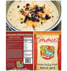 The Ritzy Gypsy Carmie's SOUP MIX (More Flavors)