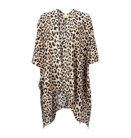 The Ritzy Gypsy WILD SIDE Leopard Kimono