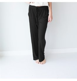 The Ritzy Gypsy EMMI Black Lounge Pants