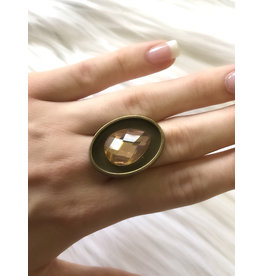 The Ritzy Gypsy PINKIE Adjustable Ring