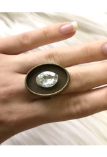The Ritzy Gypsy BASIC Adjustable Ring