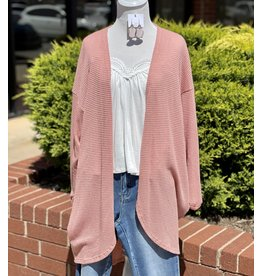 The Ritzy Gypsy Ritzy Gypsy Private Label Cardigan, Pink