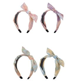 The Ritzy Gypsy PASTEL Tie Dye Bow Headband
