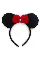The Ritzy Gypsy MINNIE Mouse Ear Headband