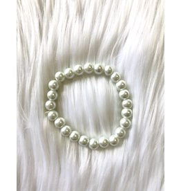 The Ritzy Gypsy LUCY Pearl Bracelet