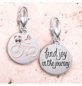 The Ritzy Gypsy JOY IN THE JOURNEY Medallion
