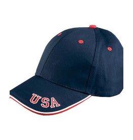 The Ritzy Gypsy USA Trucker Hat
