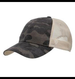 The Ritzy Gypsy CAMO TIME Trucker Hat