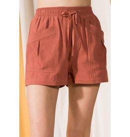 fashingo BRITNEY Drawstring Shorts