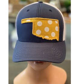 The Ritzy Gypsy DAISY GIRL OK Trucker Hat