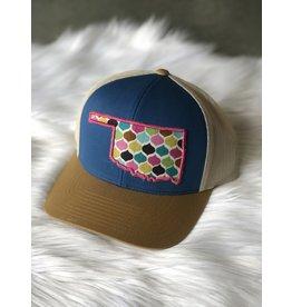 The Ritzy Gypsy JILLIAN Oklahoma Hat