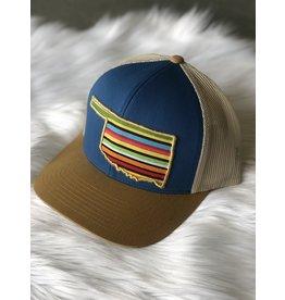 The Ritzy Gypsy HALLE Oklahoma Hat