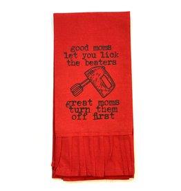 The Ritzy Gypsy GOOD MOMS Hand Towel