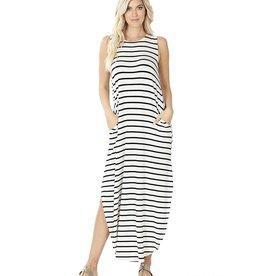 The Ritzy Gypsy CHARLIE Striped Dress