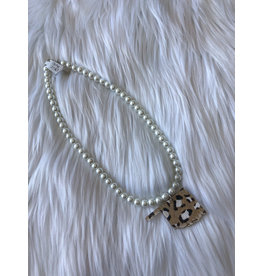 The Ritzy Gypsy OKIE HYDE Pearl Necklace