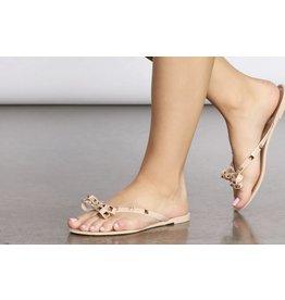 The Ritzy Gypsy KIMI Jelly Bow Sandal