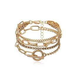 The Ritzy Gypsy BRODY Layered Bracelet Set