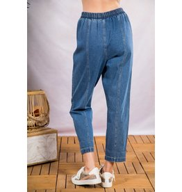 The Ritzy Gypsy LAYNE Color Block Jeans